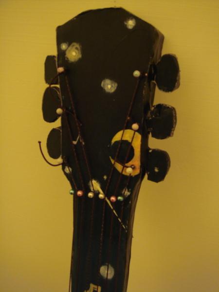 手工吉他正式亮相
