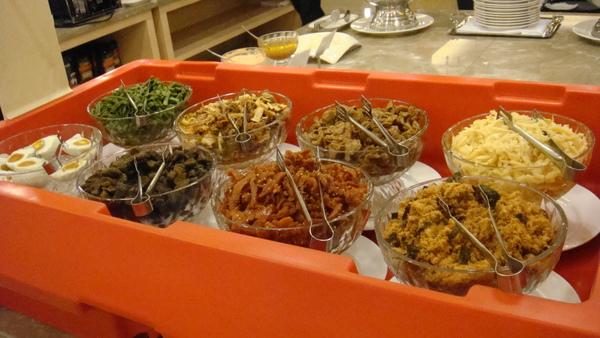 還有中式餐點  稀飯類