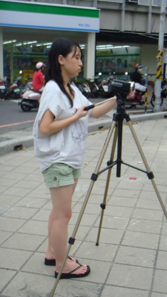 這是不是有攝影師的樣子