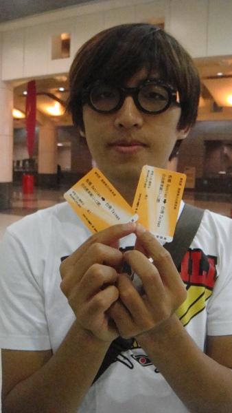 隔天坐高鐵去台南牽車