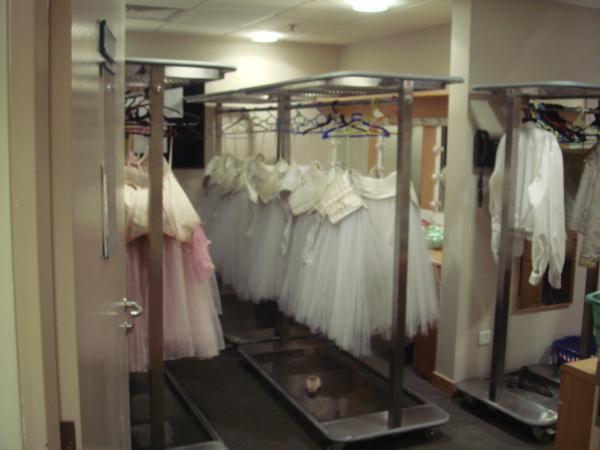 別人的芭蕾舞衣,感覺好美啊!!!!
