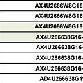 ADATA 8G DDR4 2666 20200109