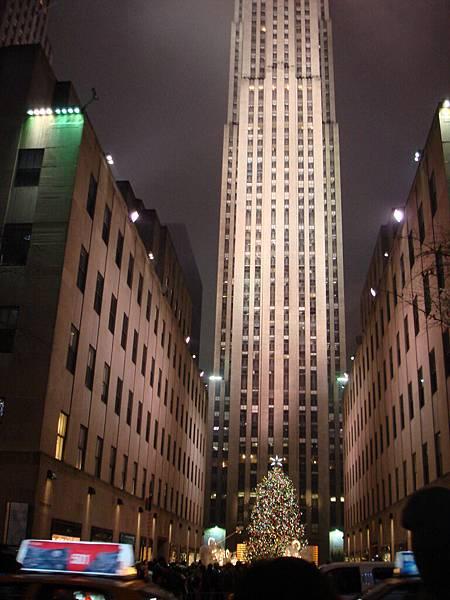 晚上的紐約也很美
