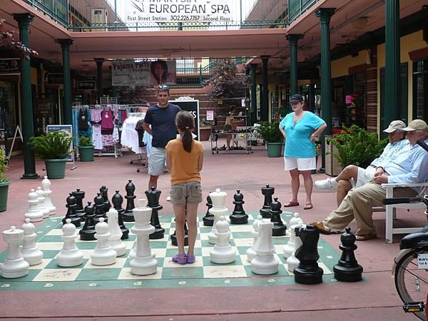 還有超大西洋棋.JPG