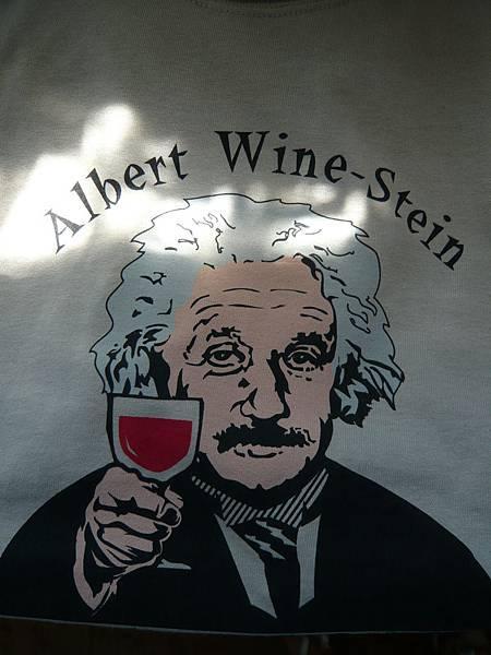 是喝酒的愛因斯坦.JPG