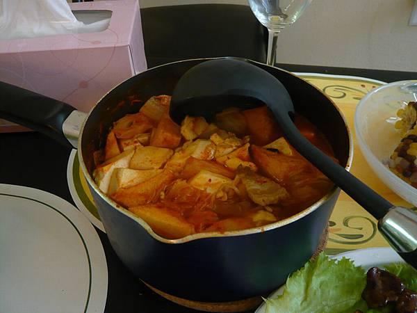 特別好吃的豆腐湯.JPG