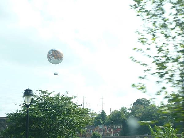 以後天氣好一點要來搭動物園的氣球.JPG