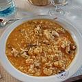 葡萄牙海鮮燉飯真的好好吃!