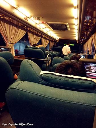 和欣客運 頭等商務艙(雙排椅)