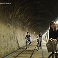 舊草嶺隧道自行車道/福隆海邊