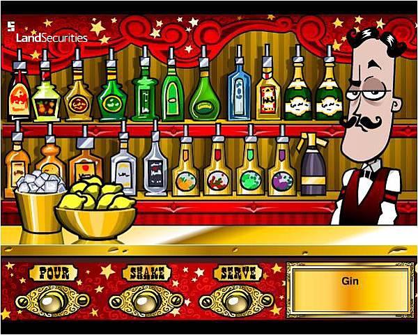 洋酒調酒師