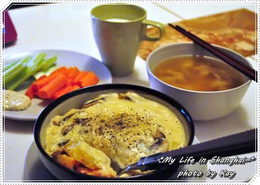 奶焗泡菜馬鈴薯3