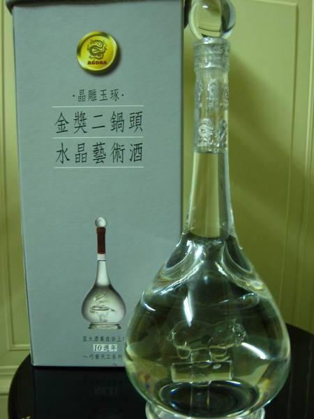 N.金豬年紀念酒(二鍋頭)