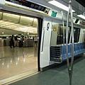 新加坡的MRT