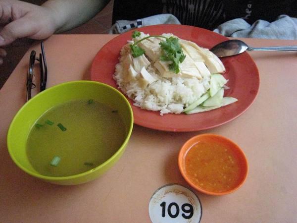 大kay的午餐--海難雞飯...