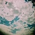 墾丁  香蕉灣的天空
