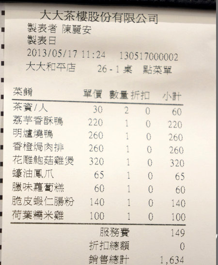 大大茶樓20