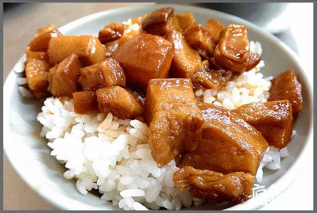 屏東肉燥飯6