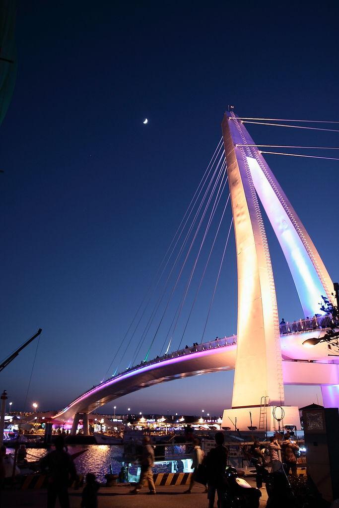 淡水情人橋