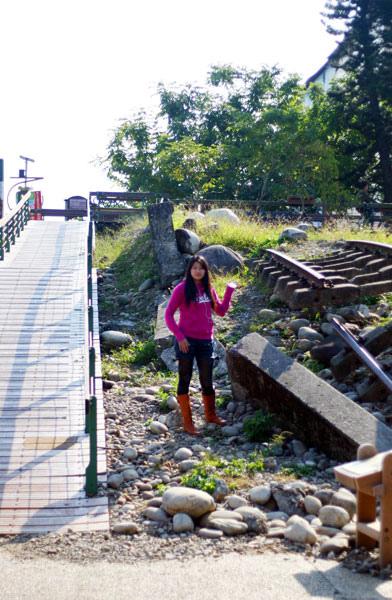 廢棄的舊鐵道