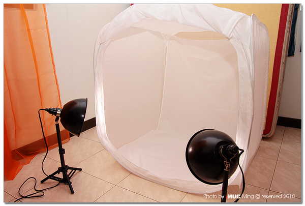 攜帶式攝影棚90cm