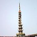 祖師廟頂尖塔