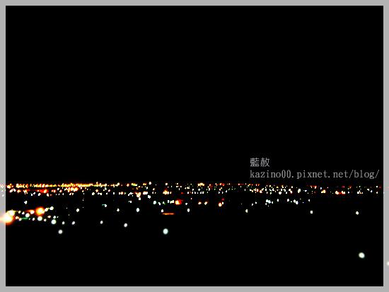南華大學外夜景