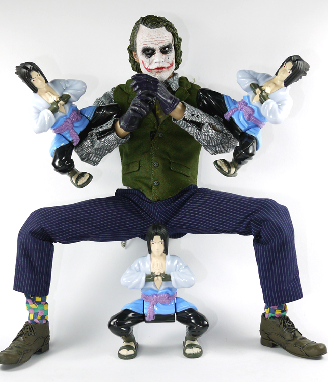 佐助和小丑