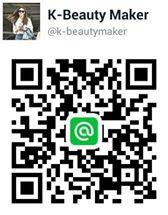 K-beauty maker line id code