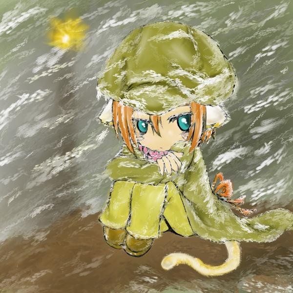 雪夜的貓族少女.jpg