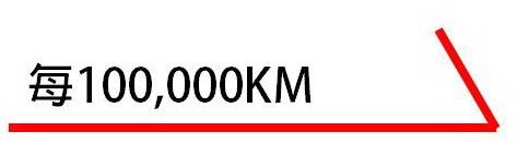 10萬KM