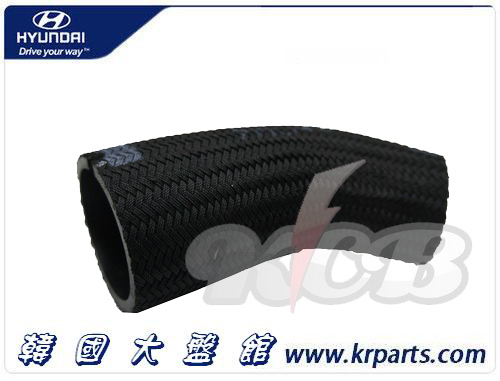TUCSON 渦輪散熱器管-橡皮.