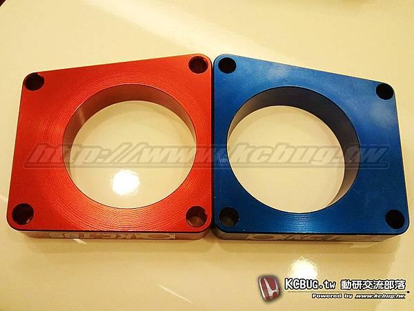 KCTBS Ford Duratec 節氣門墊寬器_002