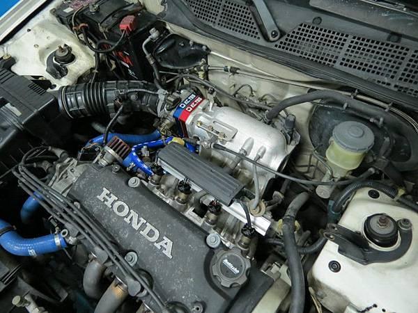 Honda K8 MT 安裝KC.TBS Plus節氣門墊寬器_004