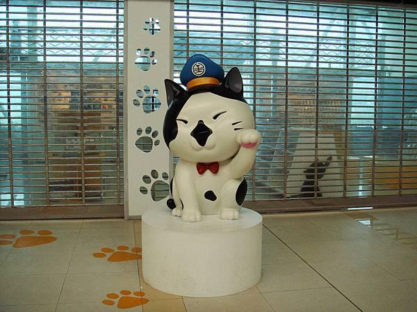 台鐵新烏日貓行館貓咪