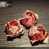 鈔票摺紙 美金台幣老鼠 錢花 dollar bill origami (14)