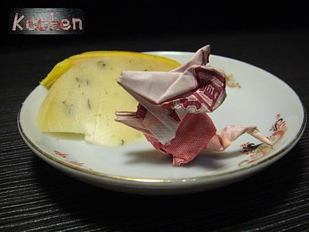 鈔票摺紙 美金台幣老鼠 錢花 dollar bill origami