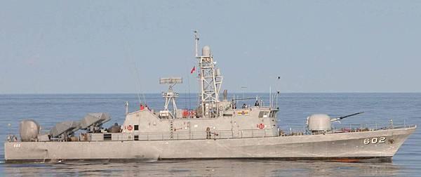 龍江級炮艇