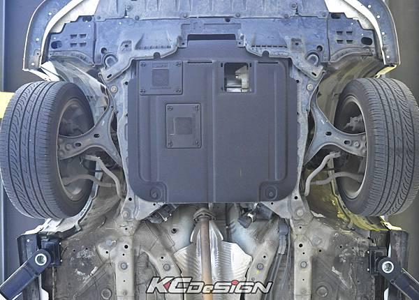 Honda Civic 9 安裝 KCDesign下護板 _01.jpg