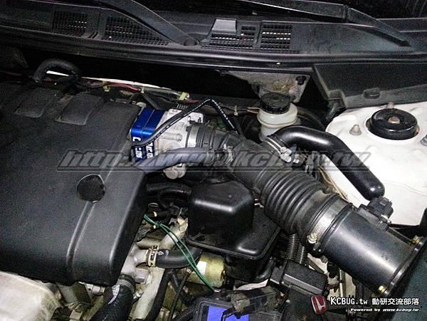 Nissan Teana 2.0 (QR20DE) 安裝 KC.TBS x2_01.jpg