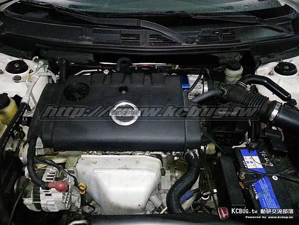 Nissan Teana 2.0 (QR20DE) 安裝 KC.TBS x2_02.jpg