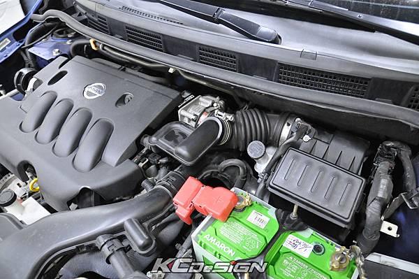 Nissan Tiida 1.8 安裝 KC.TBS _01.jpg