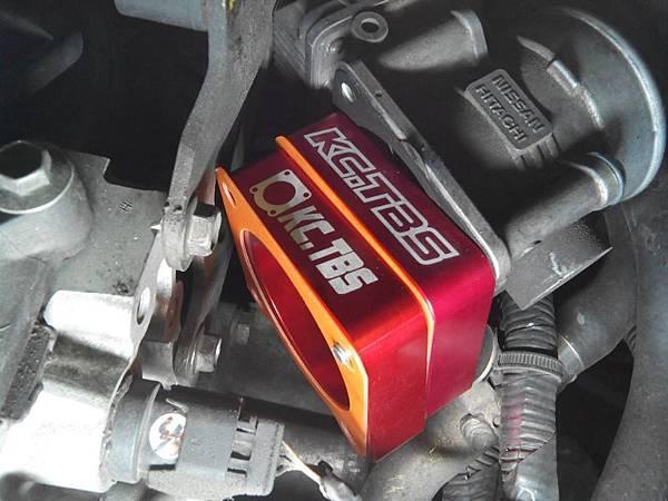 Nissan X-Trail 2.0 (QR20DE) 安裝 KC.TBS x2_187.jpg