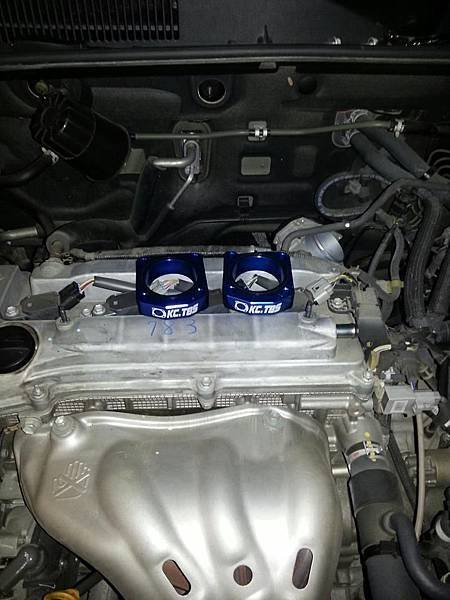 Totota Rav4 (2AZ-FE) Install KC.TBS Throttle Body Spacer_002.jpg