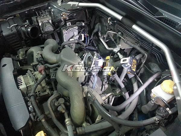 Subaru 03-09 Legacy 2.0 (BL,BP,EJ20) 安裝 KC.TBS (Type A) _01.jpg