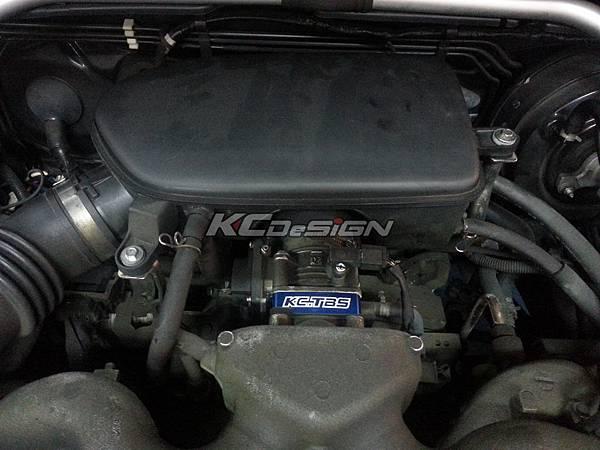 Subaru 03-09 Legacy 2.0 (BL,BP,EJ20) 安裝 KC.TBS (Type A) _06.jpg