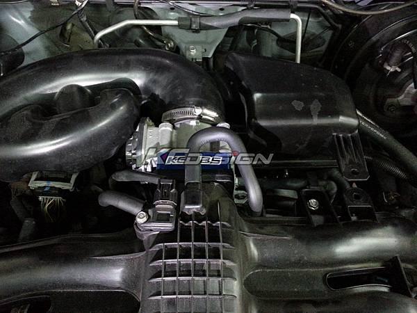Subaru 11~ Forester (SJ5,FB20) 安裝 KC.TBS  (Type C)_14.jpg