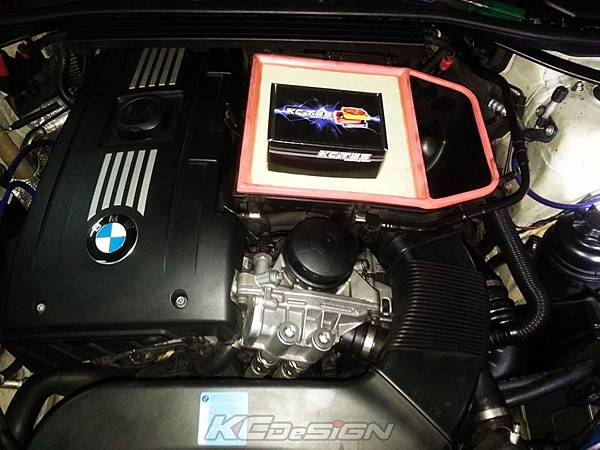 BMW N54 335 安裝 KC.TBS_07.jpg