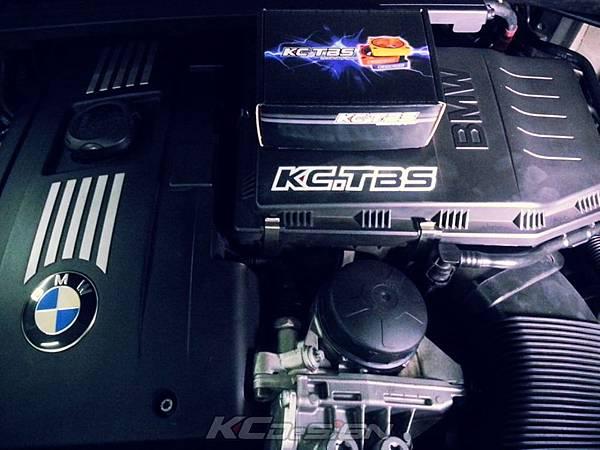 BMW N54 335 安裝 KC.TBS_08.jpg