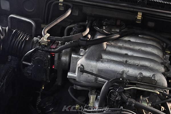 Mitsubishi Pajero 3.8 安裝 KC.TBS 氣流倍增器_03.jpg